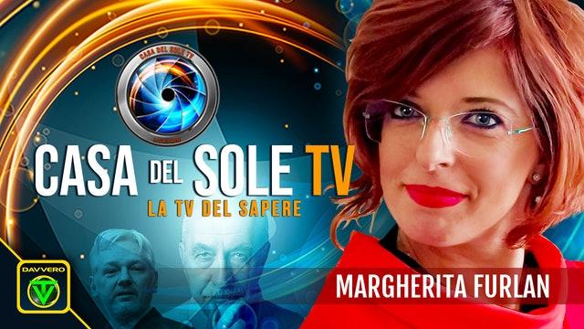 Margherita Furlan: Ci vogliono prede del mainstream, ci avranno Cacciatori  di Verità! - #Ribellione #Resistenza #Rinascita
